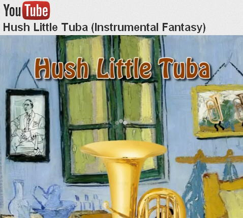 Watch Hush Little Tuba--the new Candlelight Guitarist YouTube video