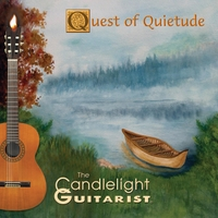 Soul Mates & Kindred Spirits by The Candlelight Guitarist CD cover - CLICK FOR MORE CD INFORMATION